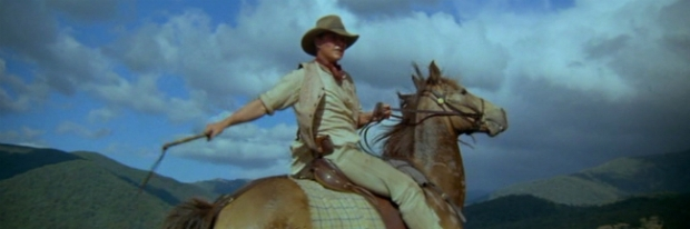 Still from The Man From Snowy River (1982).