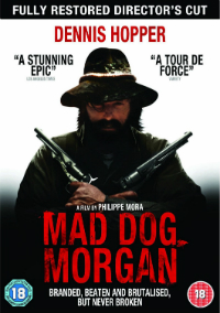 New region 2 DVD release for Mad Dog Morgan