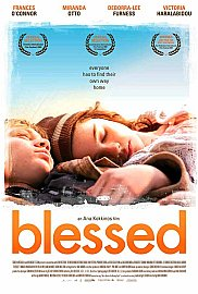UK artwork for Blessed (2009)