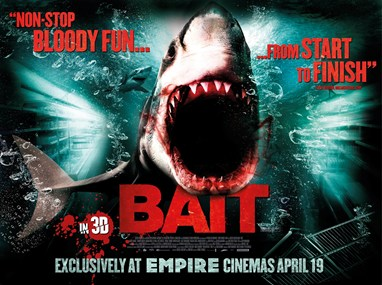 UK theatrical poster for BAIT