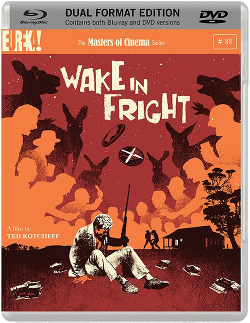 Wake in Fright dual format release via Eureka (31/03/14)