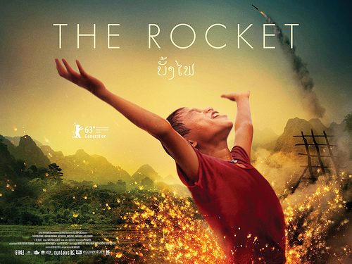 UK poster art for The Rocket