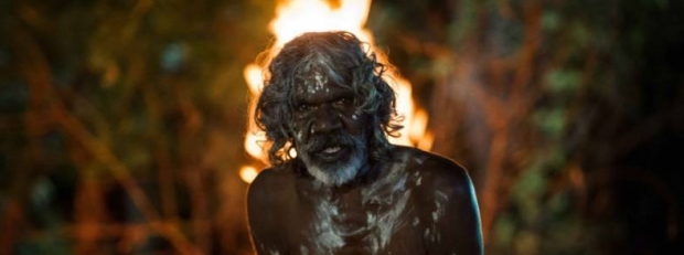 Production still from Charlie's Country