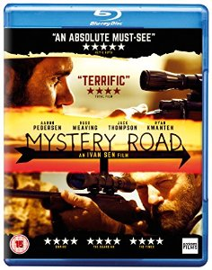 Mystery Road - UK DVD cover