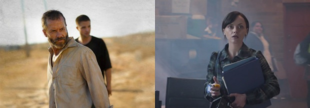 Stills from The Rover and Around the Block