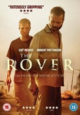 The Rover - UK DVD cover