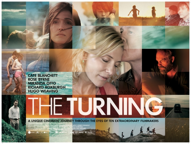 The Turning - UK quad poster