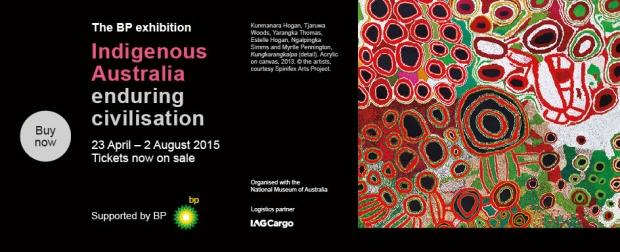 British Museum's Indigenous Australia exhibition