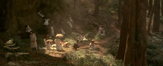 Still from Picnic At Hanging Rock (Weir, 1975)